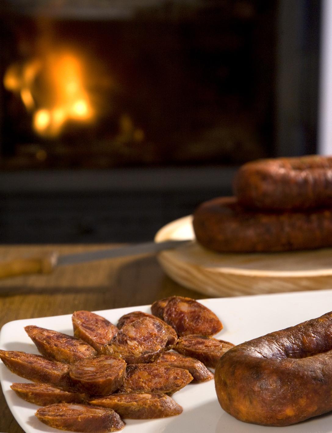 fotografía de comida Asturias