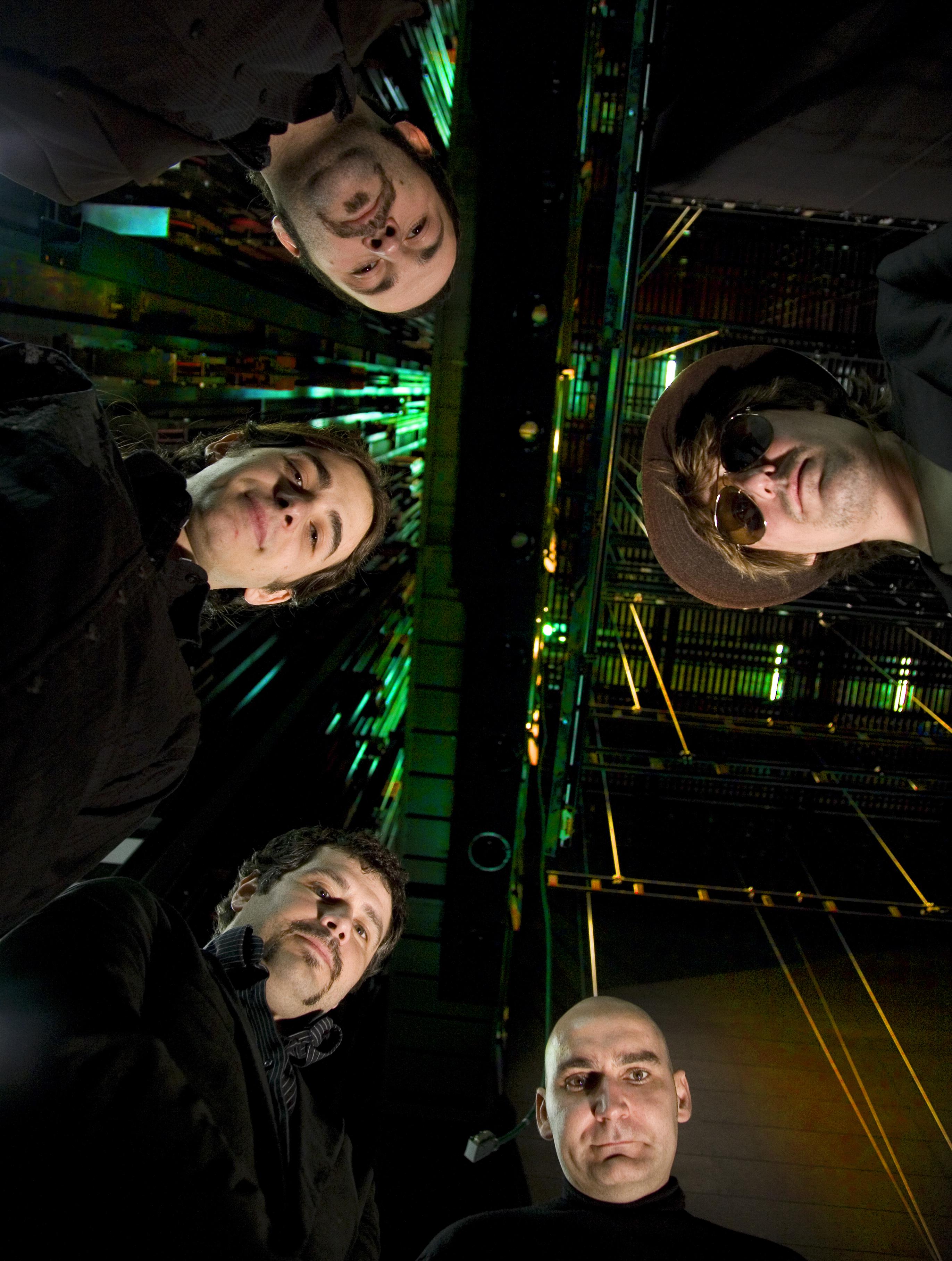 Fotografía de grupos musicales